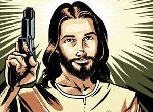 jesus-with-gun